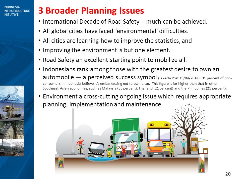 3 Broader Planning Issues