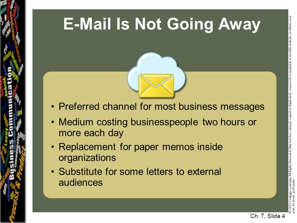 E-Mail Is Not Going Away