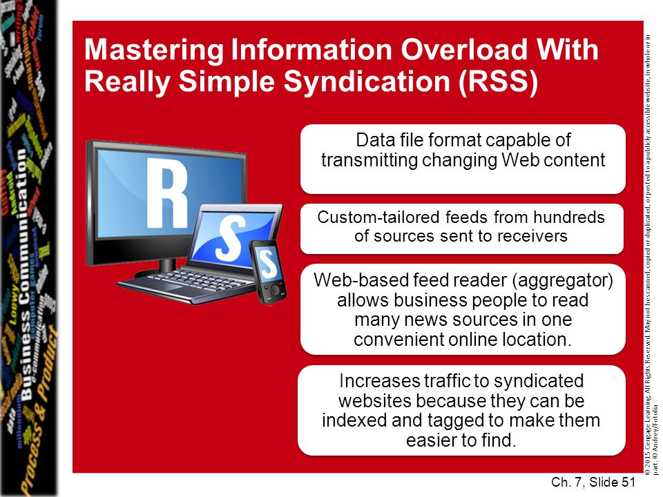 Mastering Information Overload With Really Simple Syndication (RSS)