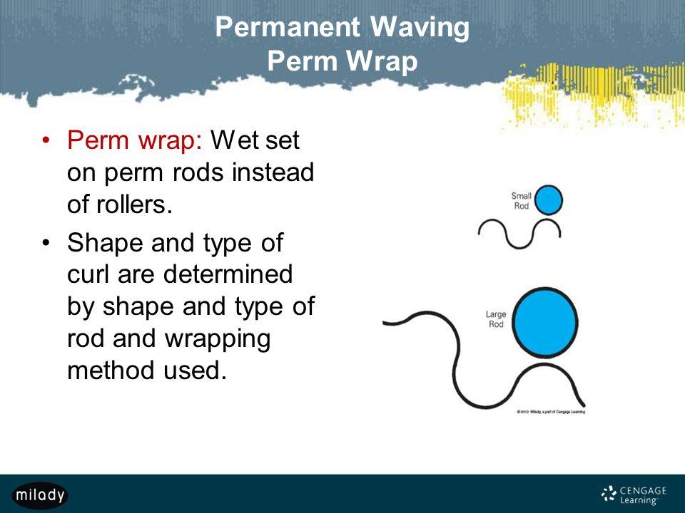 Permanent Waving Perm Wrap