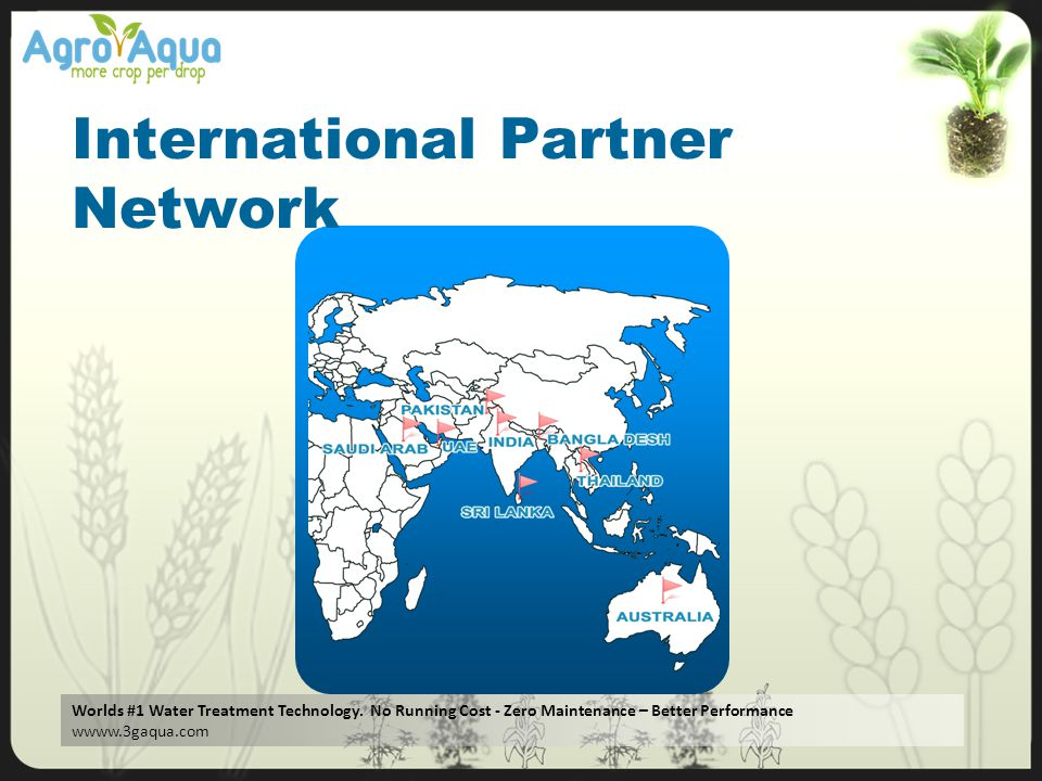 International Partner Network