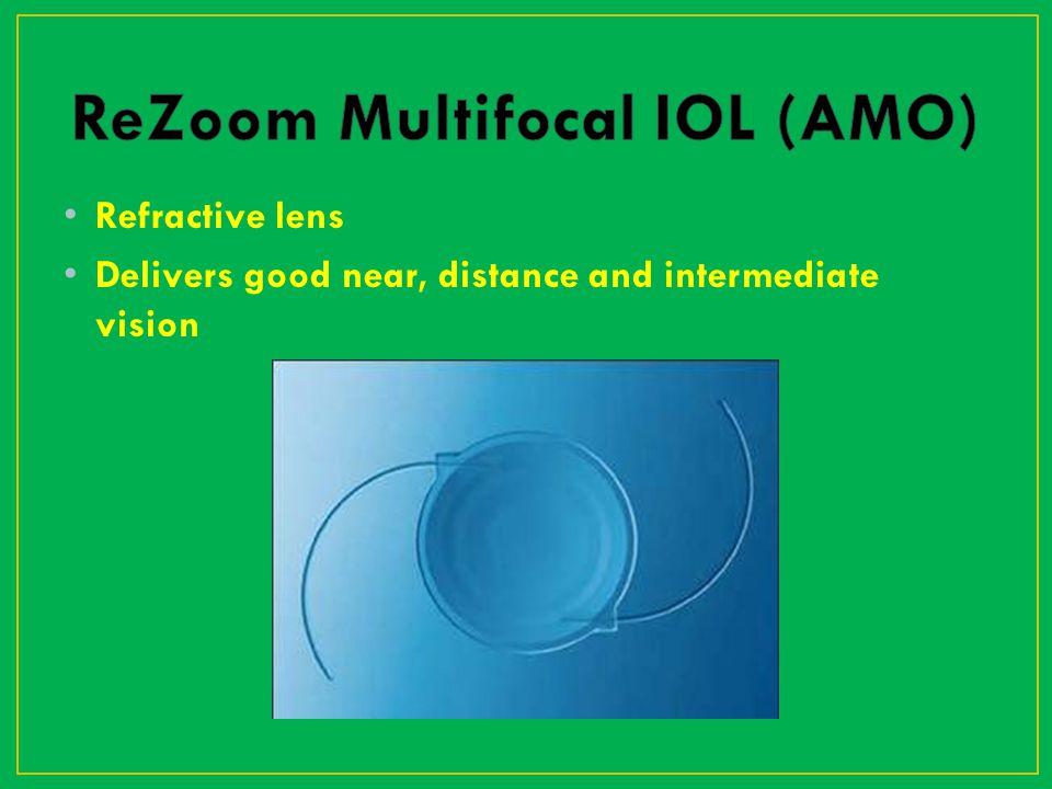 ReZoom Multifocal IOL (AMO)