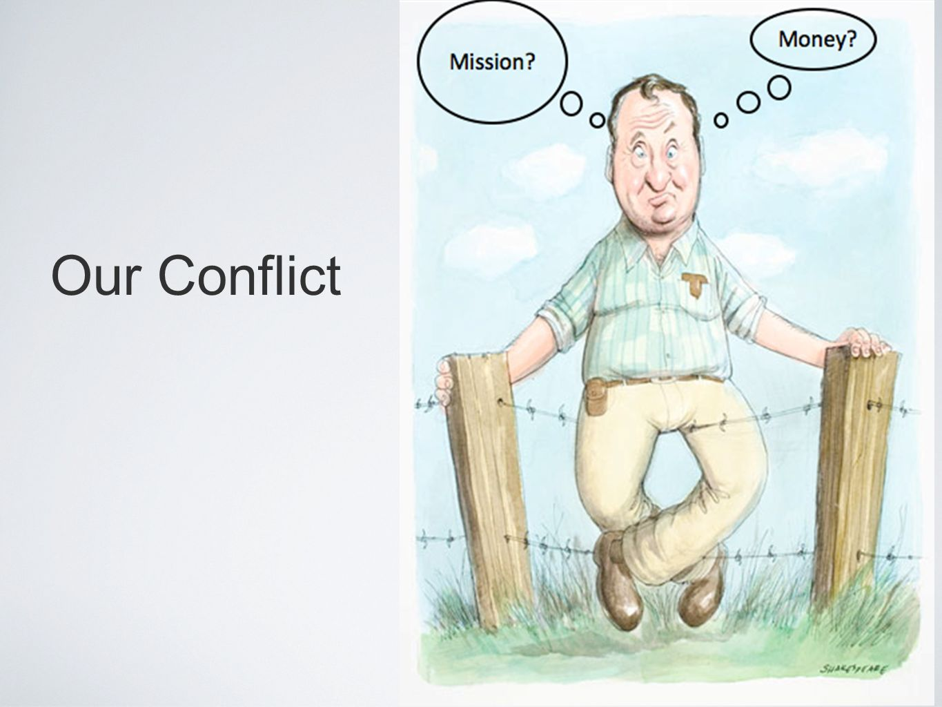 Our Conflict