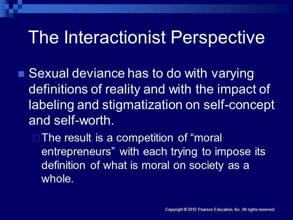 The Interactionist Perspective