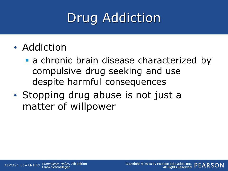Drug Addiction Addiction