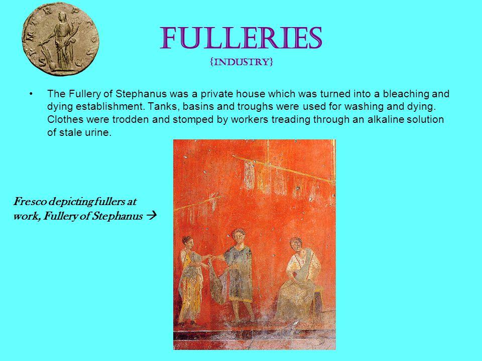 Fulleries {industry}