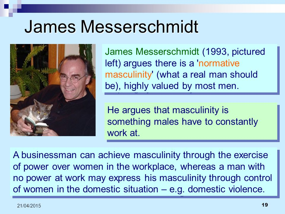 James Messerschmidt