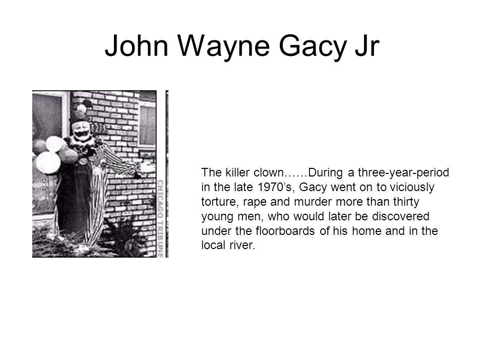 John Wayne Gacy Jr