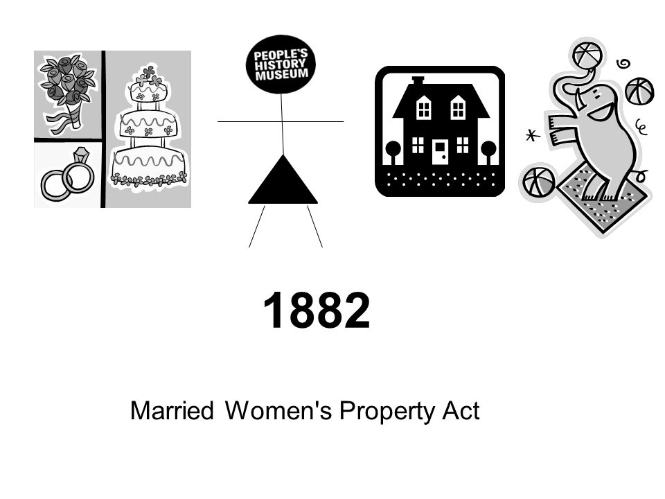 1882 Married Women s Property Act
