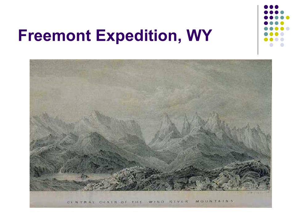 Freemont Expedition, WY