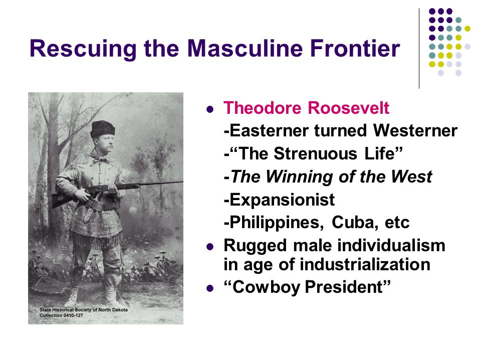 Rescuing the Masculine Frontier
