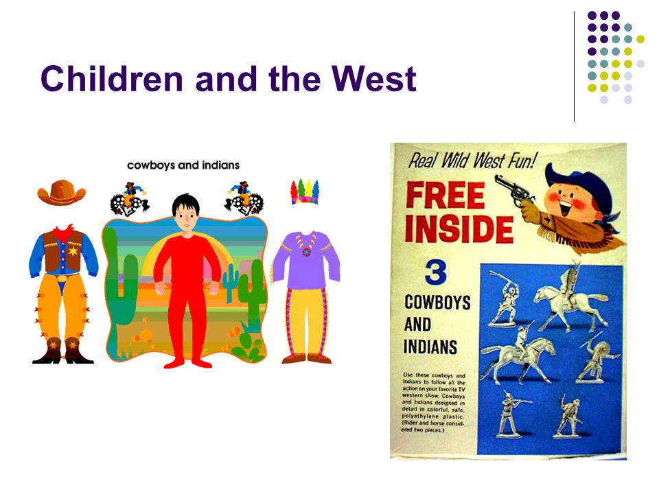 Children and the West