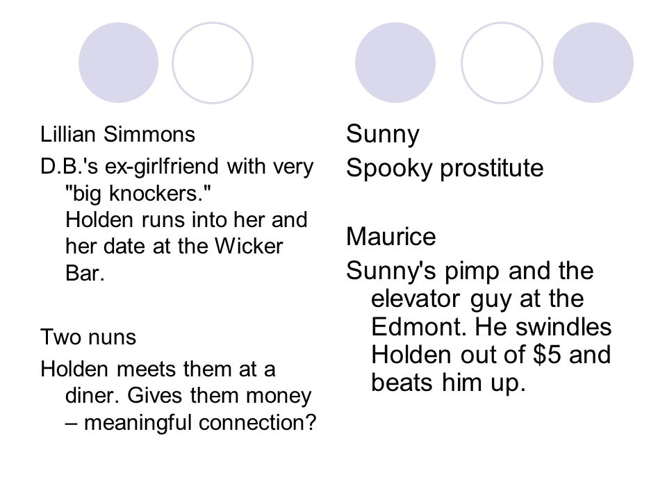 Sunny Spooky prostitute Maurice
