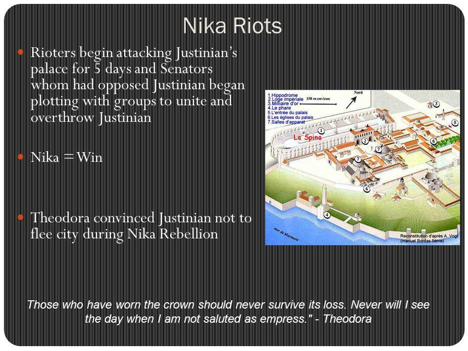 Nika Riots