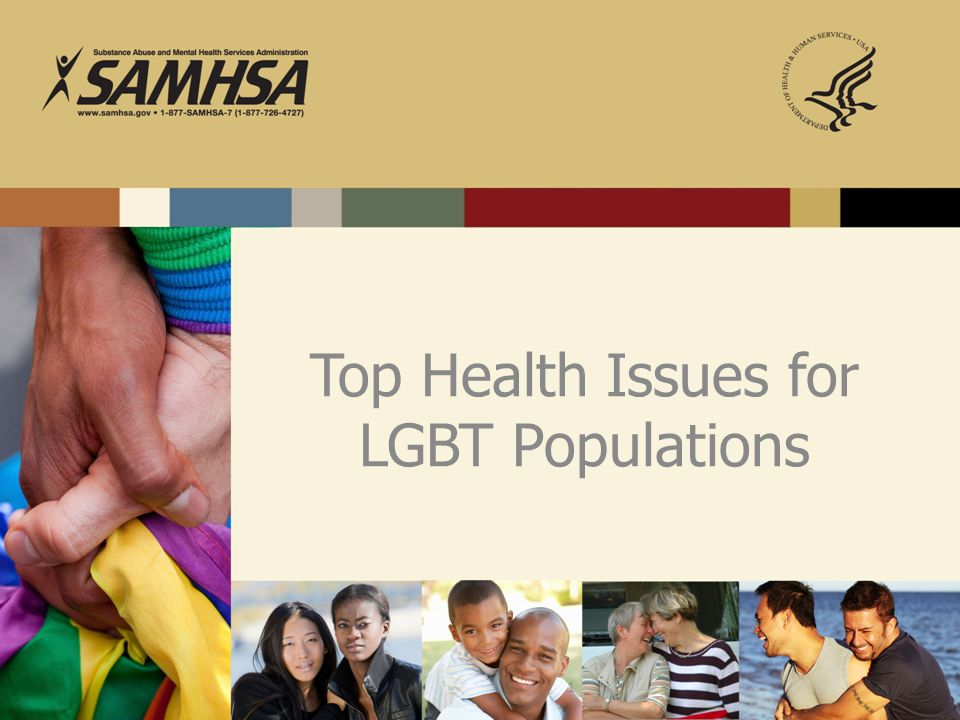 Top Health Issues for LGBT Populations