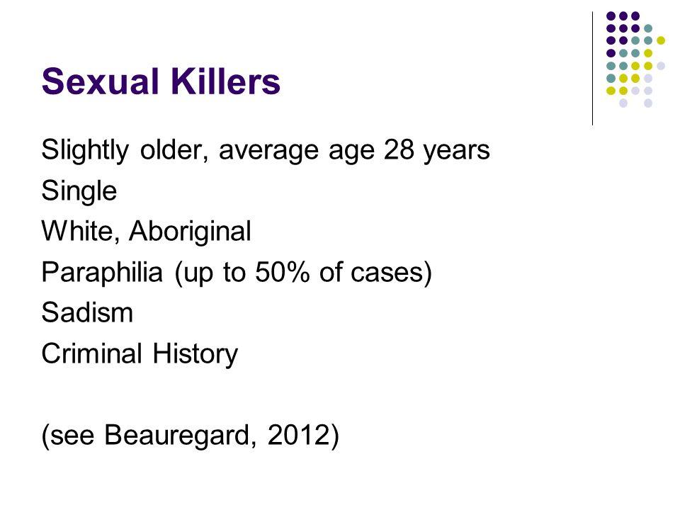 Sexual Killers