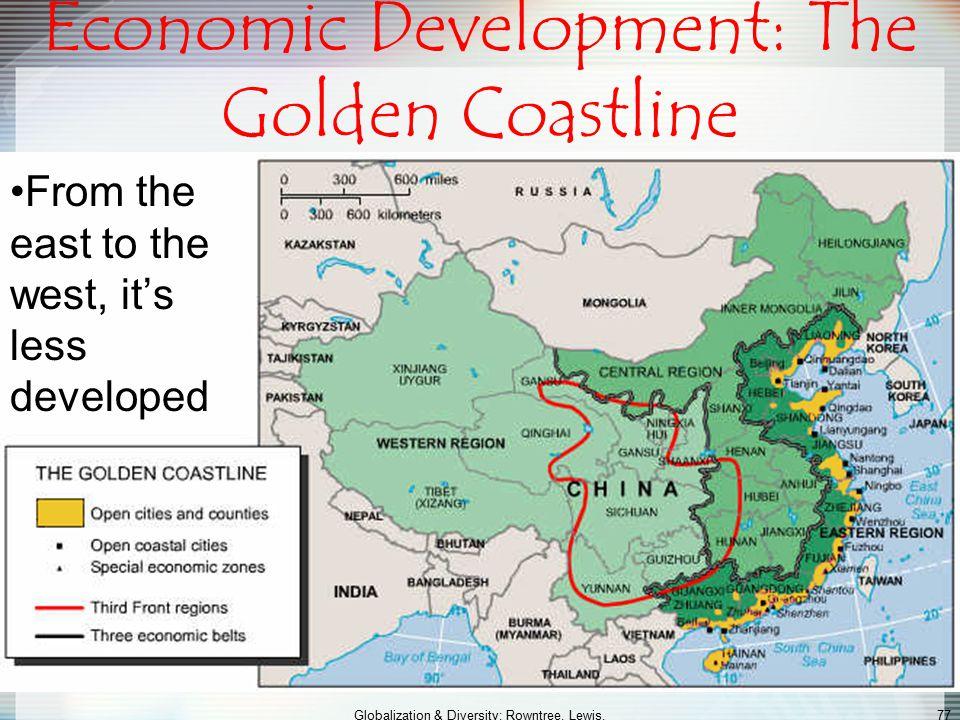 Economic Development: The Golden Coastline