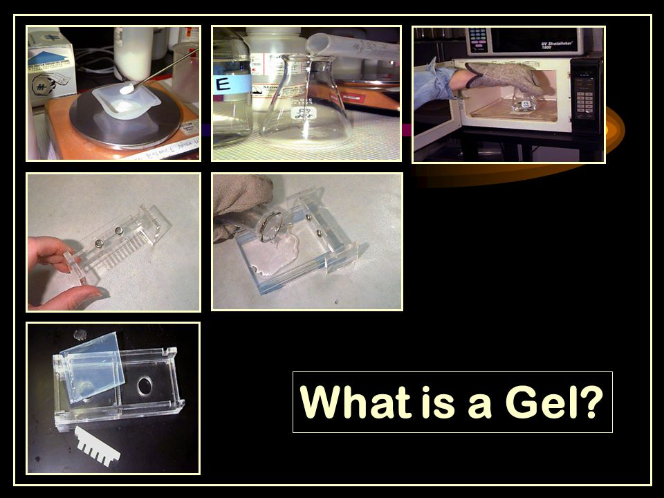 What is a Gel