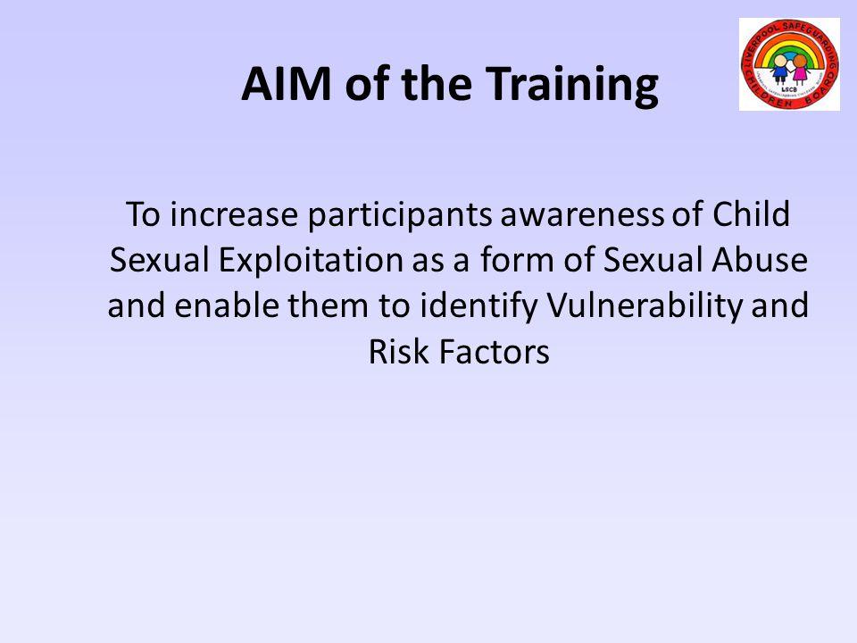 AIM of the Training