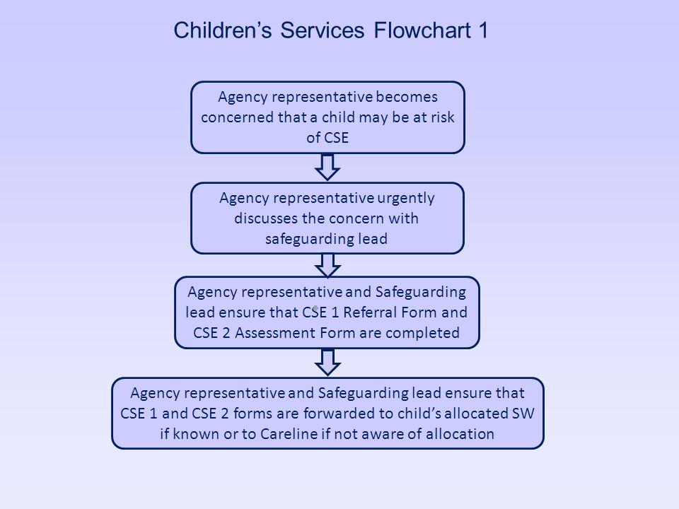 Children's Services Flowchart 1
