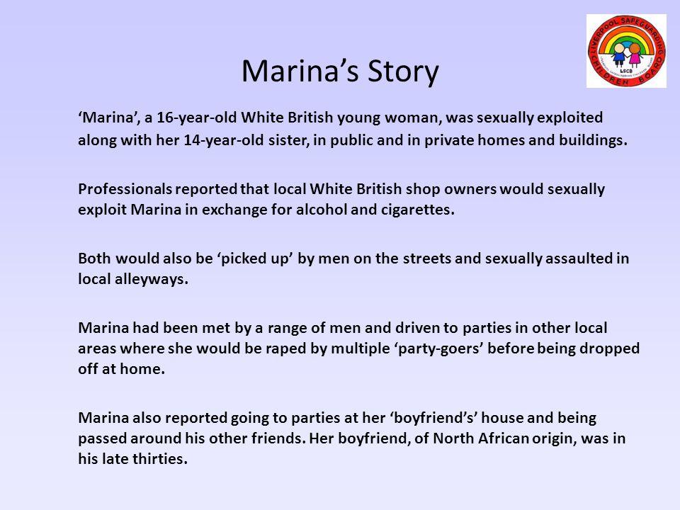 Marina's Story