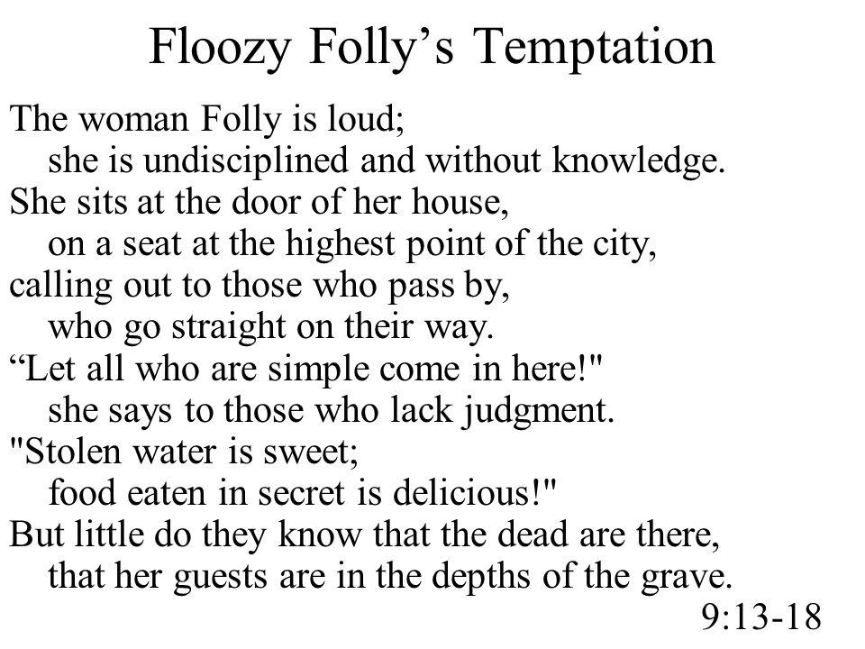 Floozy Folly's Temptation