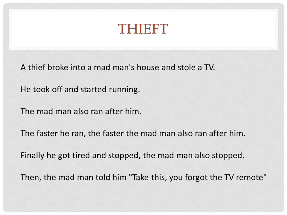 THIEFT