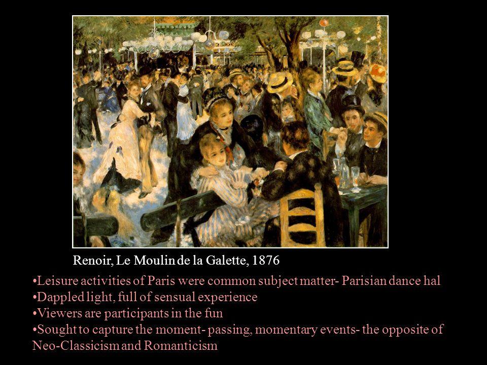 Renoir, Le Moulin de la Galette, 1876