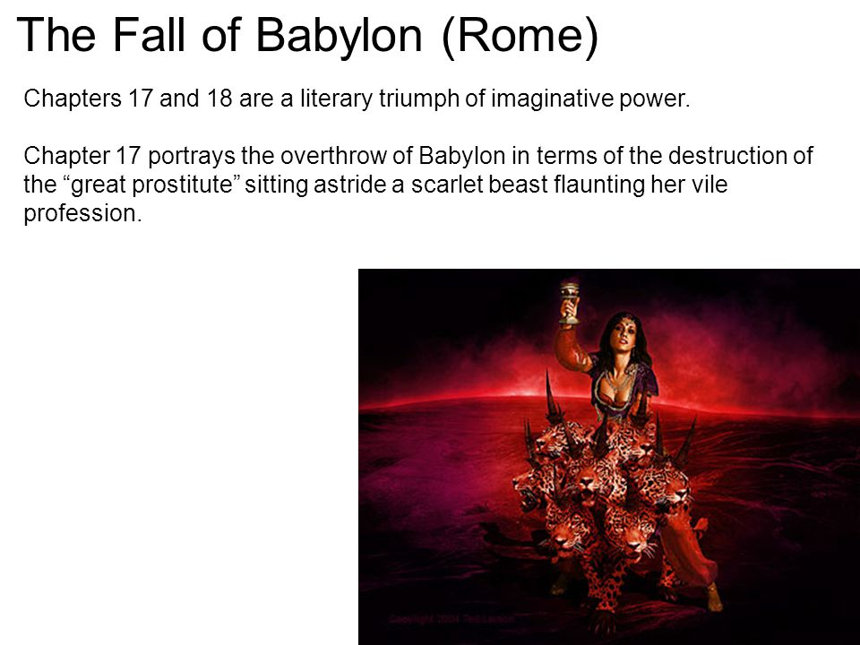 The Fall of Babylon (Rome)