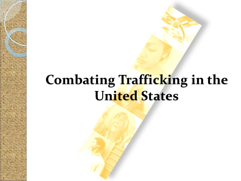 Combating Trafficking in the United States