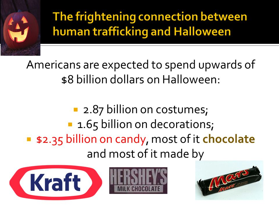 The frightening connection between human trafficking and Halloween