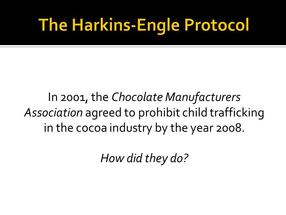 The Harkins-Engle Protocol