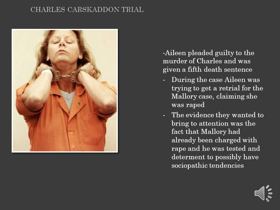 Charles Carskaddon trial