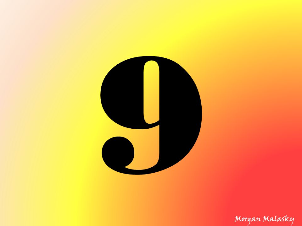 9 Morgan Malasky
