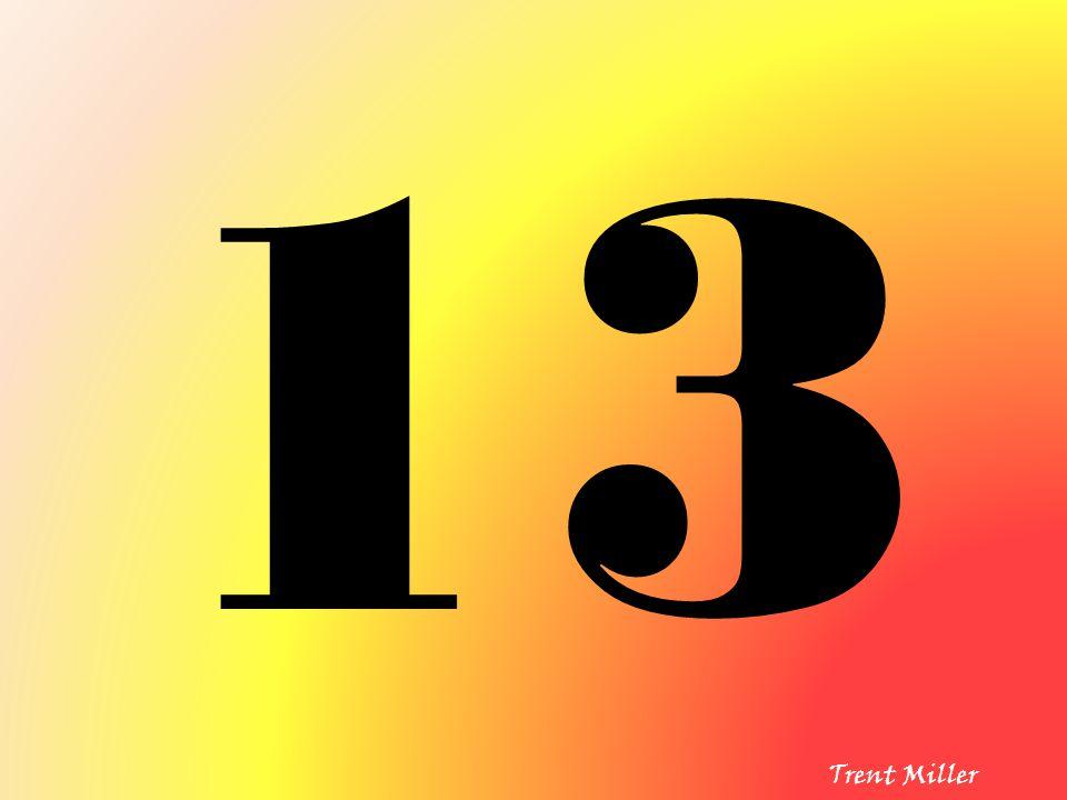 13 Trent Miller