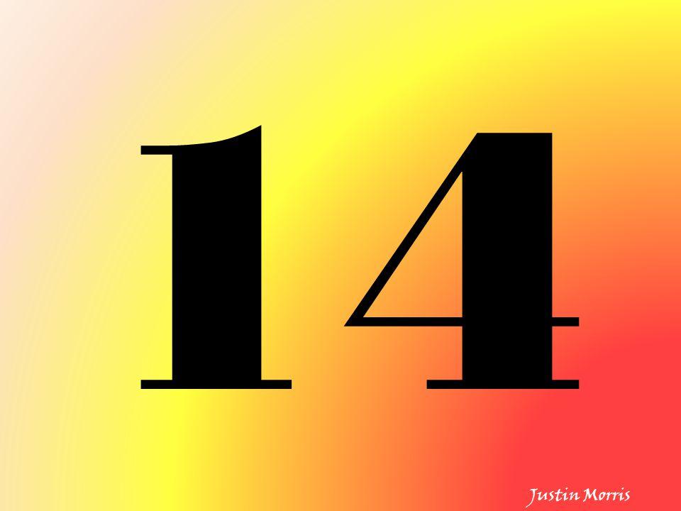 14 Justin Morris
