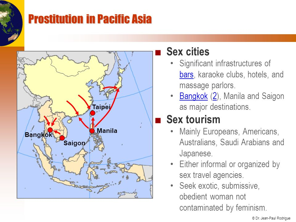 Prostitution in Pacific Asia