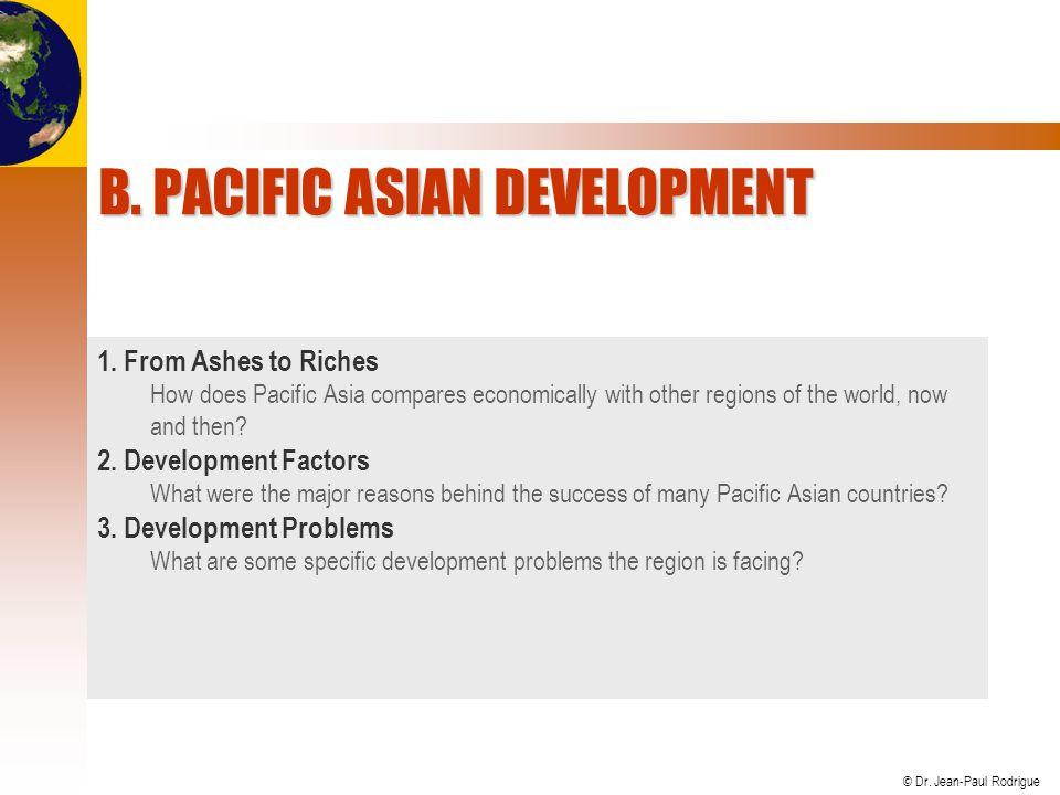 B. Pacific Asian Development