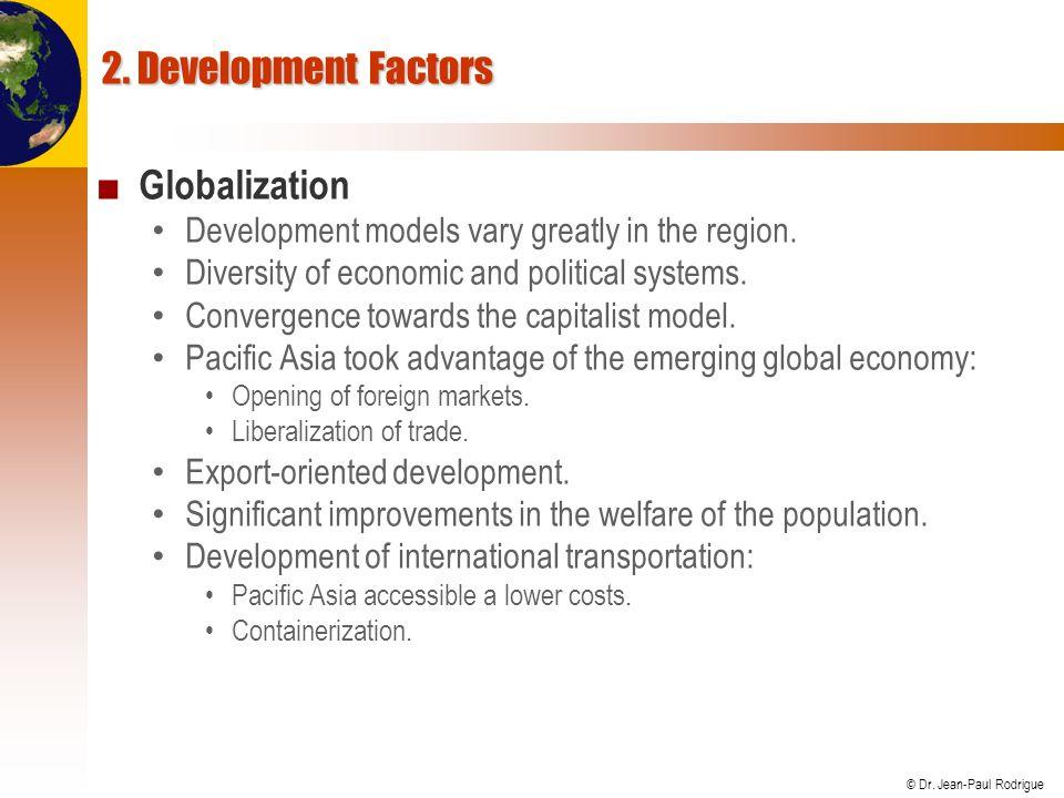 2. Development Factors Globalization