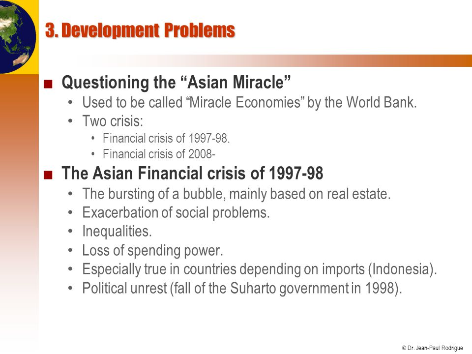 Questioning the Asian Miracle