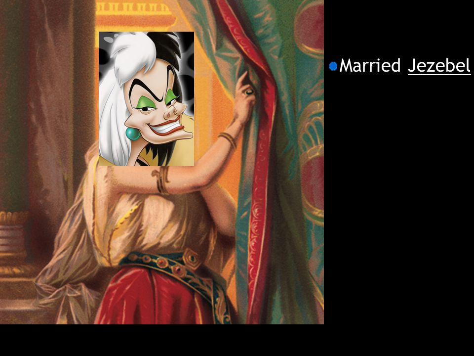 Married Jezebel