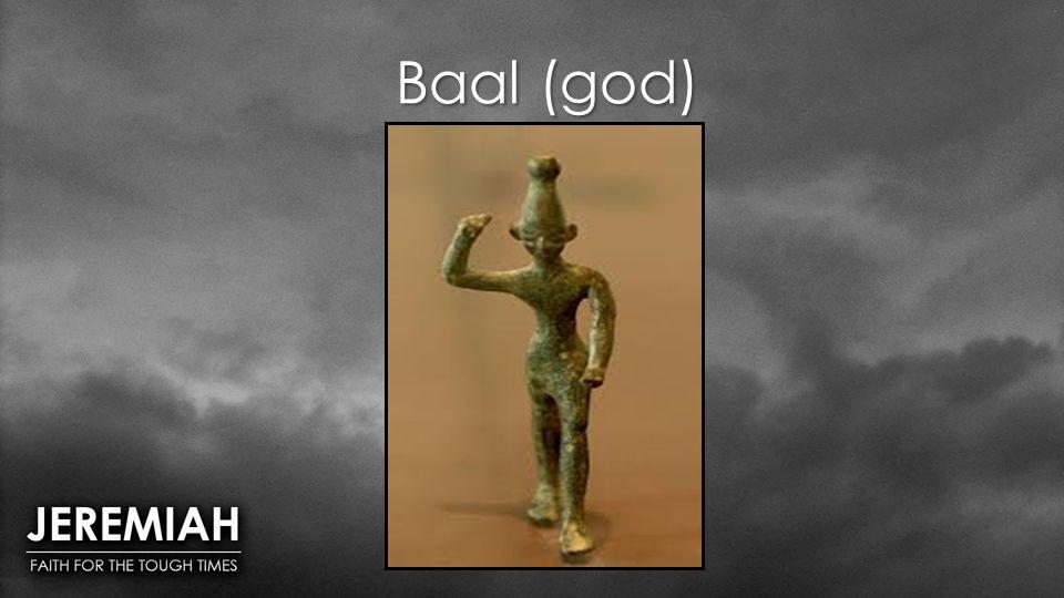 Baal (god)