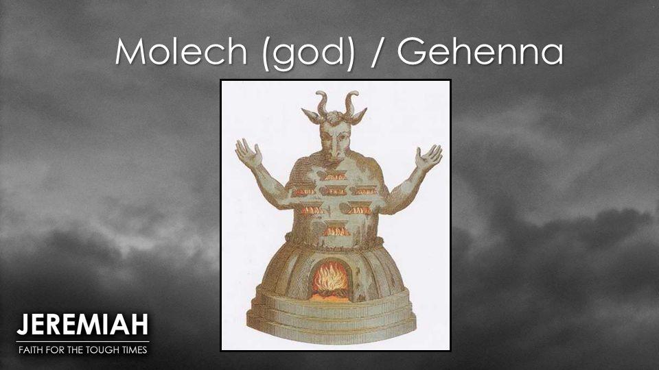 Molech (god) / Gehenna