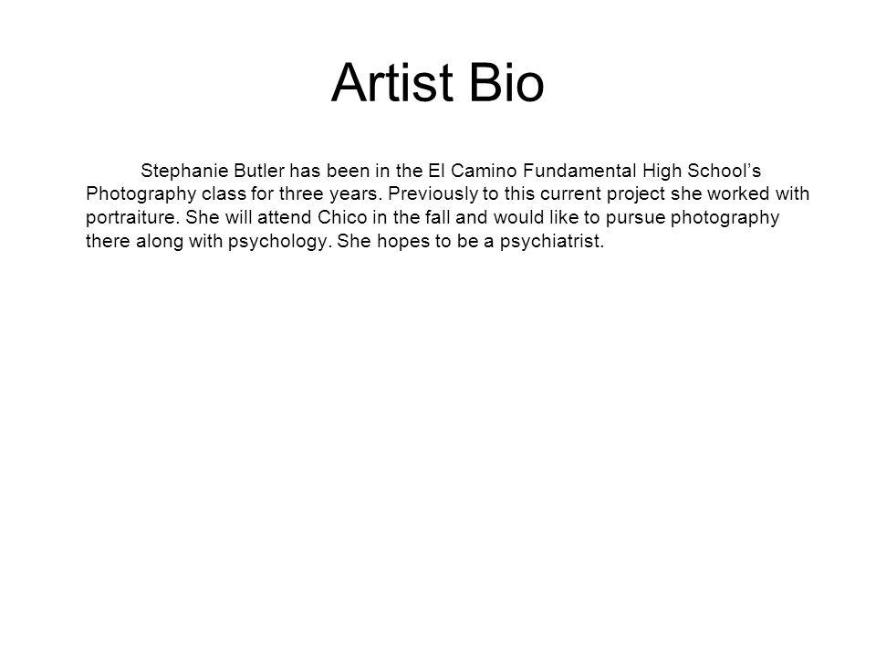 Artist Bio