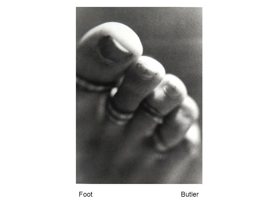 Foot Butler