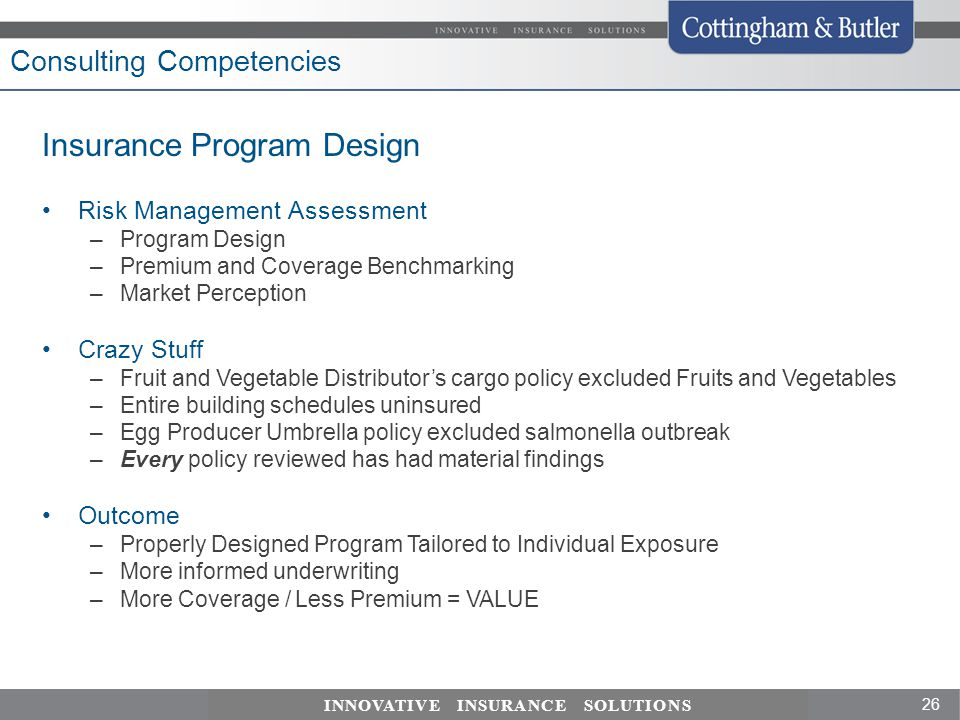 Consulting Competencies