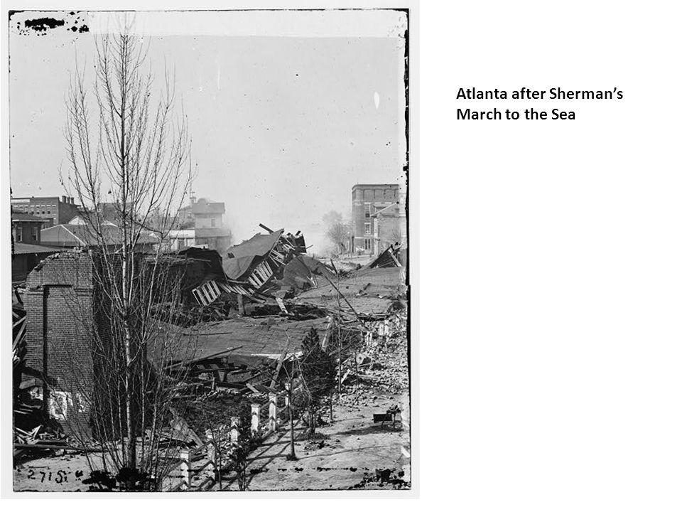 Atlanta after Sherman's