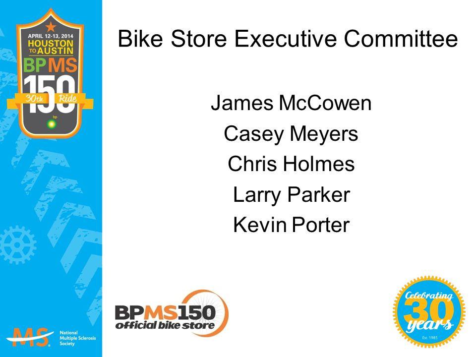 Bike Store Executive Committee