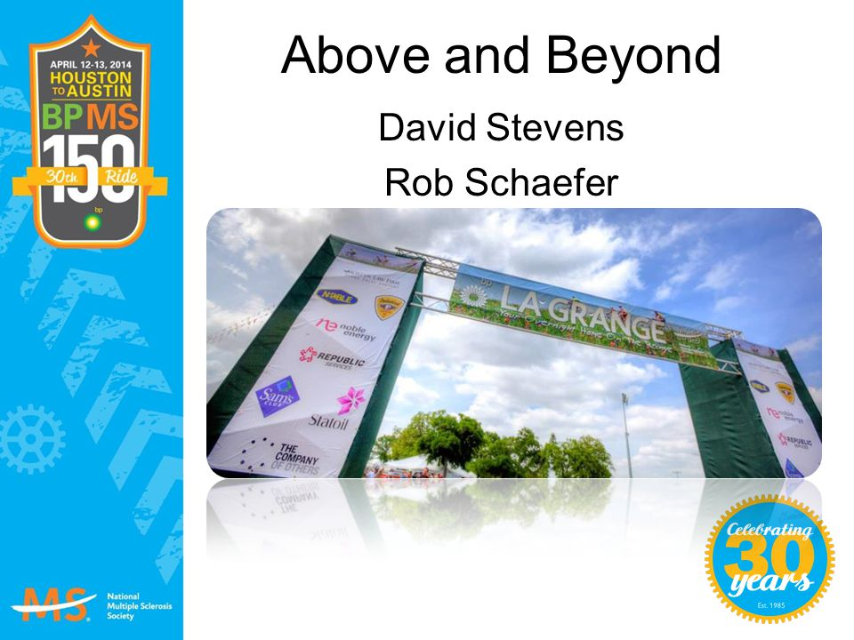 David Stevens Rob Schaefer