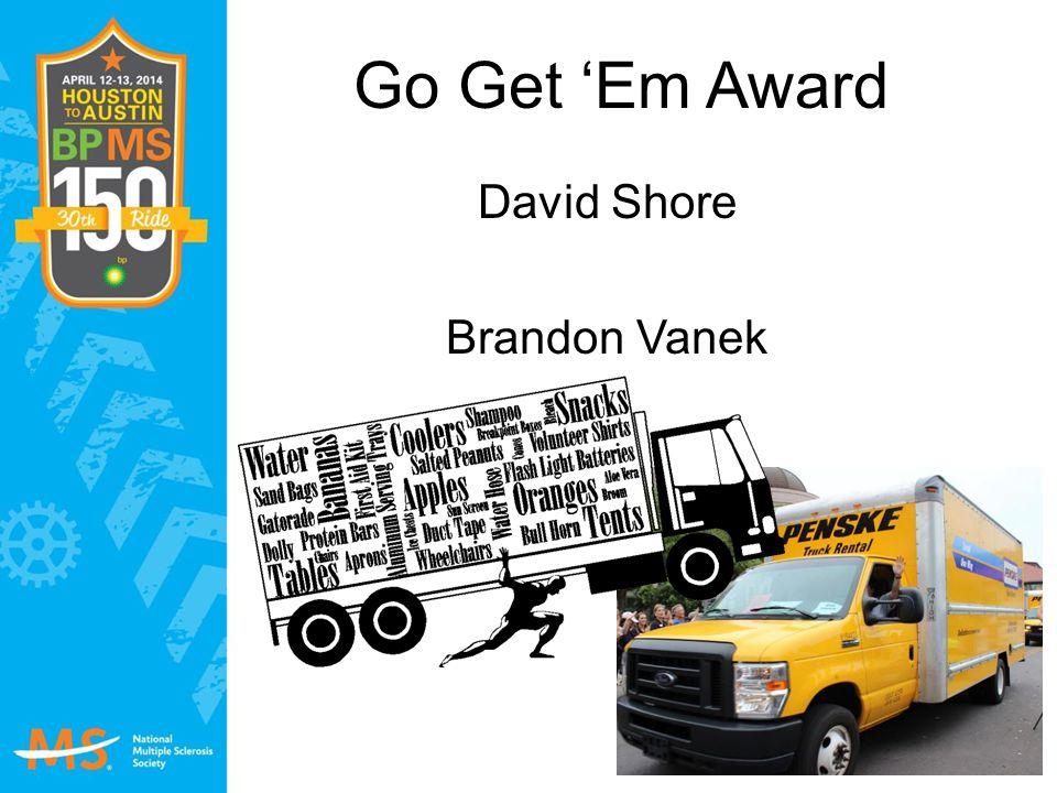David Shore Brandon Vanek